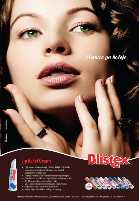 blistex oglas